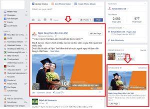 Tăng thành viên group Facebook bằng cách chạy quảng cáo