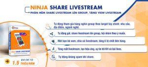 Phần mềm chia sẻ livestream hiệu quả